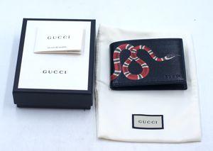Gucci Snake Wallet for Sale in San Fernando, CA
