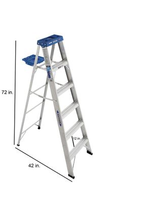 Used 6ft ladder - like new .. for Sale in Martinez, CA