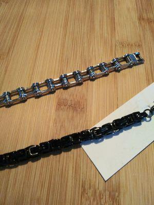 2 quality wrist chains for Sale in Spokane, WA
