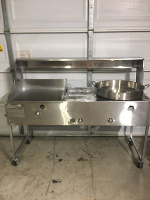 Plancha for Sale in Antioch, CA