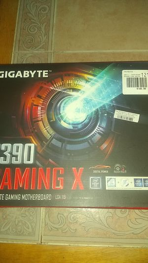 Gaming motherboard for Sale in South Attleboro, MA