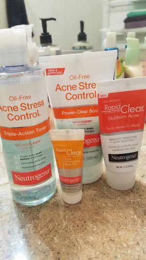 Neutrogena Acne Control Face Lot for Sale in Mountlake Terrace, WA