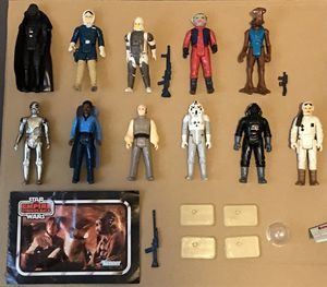 Kenner 'STAR WARS' Toys (70s/80s) for Sale in Los Angeles, CA