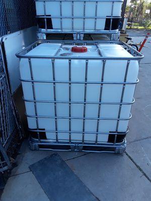 275 gal. Liquid storage container for Sale in La Habra Heights, CA