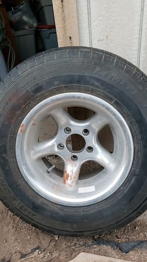 5x5 wheel (1) for Sale in Phoenix, AZ