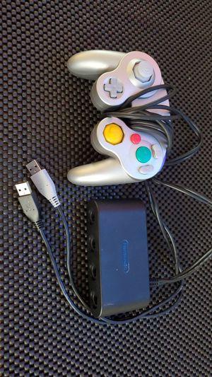 Switch Gamecube Adapter (Nintendo) for Sale in Norfolk, VA