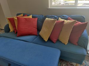 Sofa with matching bench for Sale in Petaluma, CA