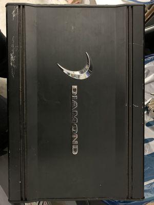 Diamond Mono Amp D400.1 for Sale in Menifee, CA