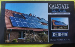 Garage doors or Solar? Call us for Sale in Carson, CA