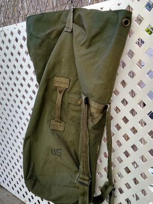 US military duffle bag for Sale in Los Angeles, CA