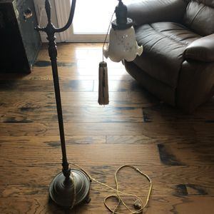 Antique Sitting/Reading Lamp for Sale in Seal Beach, CA