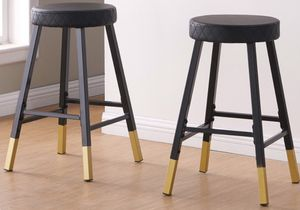 New!! Set of 2 Stools, Barstools, Kitchen Stools, Dining Stools, Counter Stools for Sale in Phoenix, AZ