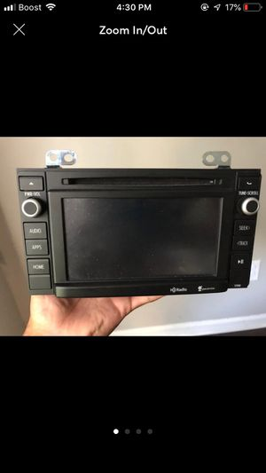 2013 2015 Toyota Tacoma touch screen Radio for Sale in Philadelphia, PA