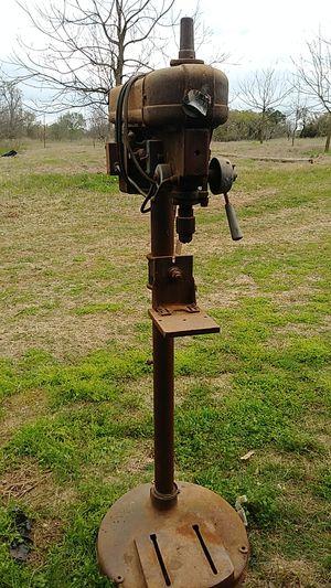 Antique drill press for Sale in Norman, OK