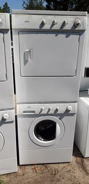Kenmore stackable washer and dryer front loader for Sale in West Columbia, SC