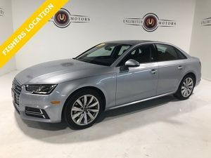 2018 Audi A4 for Sale in Indianapolis, IN