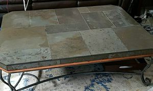Gray Slate Coffee & end tables for Sale in Murrieta, CA