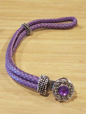 Purple bracelet for Sale in Herminie, PA