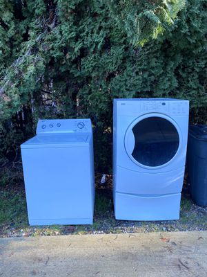 Washer and dryer for Sale in Renton, WA
