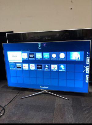 "55""Samsung Led 3D HD 1080p Smart TV wi-fi Clear Motion 240hz slim model UN55F7100 for Sale in San Jose, CA"