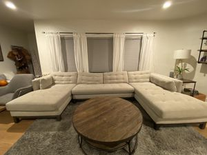 "HD Buttercup ""U Shape"" Sectional Couch for Sale in Beverly Hills, CA"