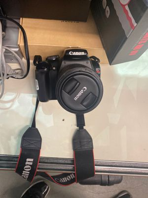 Canon Digital Camera Rebel for Sale in Northglenn, CO