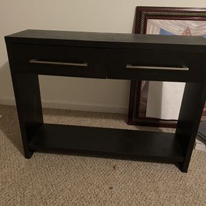 Black Stand With Drawers for Sale in District Heights, MD
