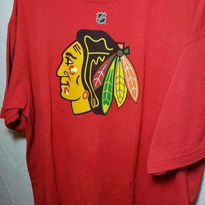 Vintage Reebok Chicago BlackHawks NHL for Sale in Dallas, TX