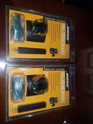 2 Brand New Bose Wall Mount Kits for Sale in Philadelphia, PA