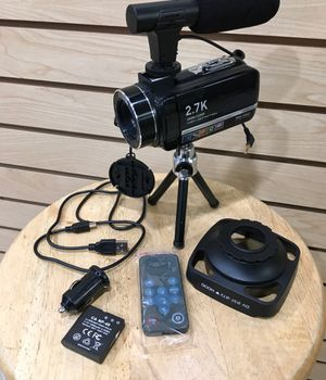 Digital life 2.7k camcorder HD for Sale in Temecula, CA