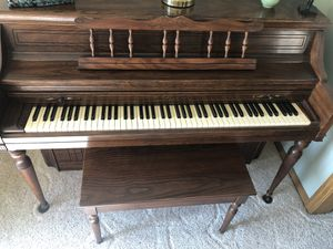 Upright piano, Currier for Sale in Saint Paul, MN