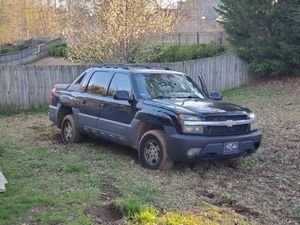 03 Chevy Avalanche 1500 Base - No title for Sale in McDonough, GA