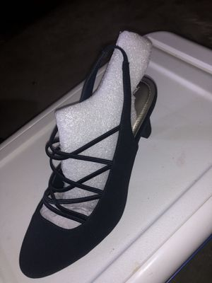 Black heels for Sale in Jacksonville, FL