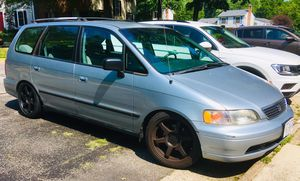 1997 Honda Odyssey (1st First Generation) Best condition and best value in town ! for Sale in Springfield, VA
