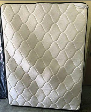 Mattress also I have a queen size mattress frame for Sale in Detroit, MI