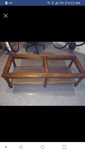 Wooden coffee Table. for Sale in Quincy, IL