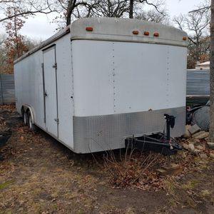 Enclosed trailer, Traila Cerrada for Sale in Dallas, TX