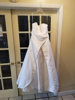 Sleeveless Wedding Dress for Sale in Tampa, FL