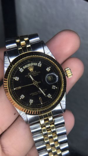 Silver/gold watch for Sale in Henderson, NV