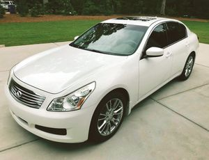 Automatic2OO9 Infiniti G37 like new:$1000 for Sale in Jackson, MS