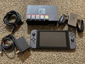 Nintendo Switch 5 Physical Games for Sale in Bremerton, WA