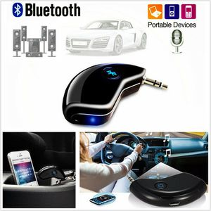 0.14inch AUX Car Bluetooth 4.2 Receiver Speaker Music Streaming Audio Adapter Mic for Sale in Riverside, CA