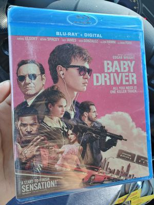 baby driver blu ray for Sale in Gardena, CA