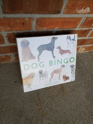 Dog Bingo game for Sale in Quincy, MA