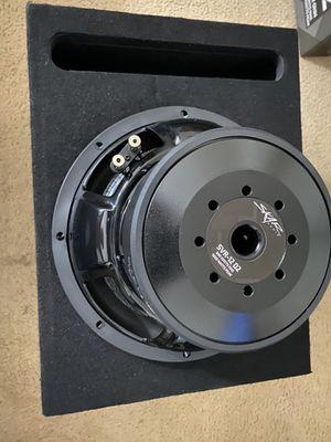 "Skar audio 800rms 1600watt subwoofer 12"" loud!! 240$ for Sale in Rialto, CA"