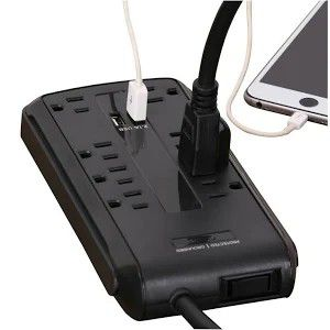 8 outlets + 2 USB ports for Sale in Fresno, CA