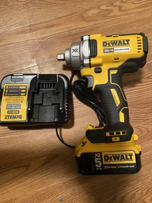 Impact wrench 1/2 kit 230$$ for Sale in North Richland Hills, TX