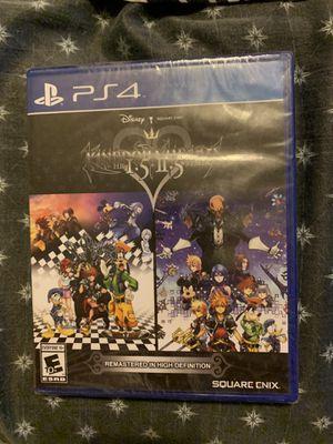 Kingdom Hearts HD 1.5 + 2.5 ReMIX for Sale in Austin, TX