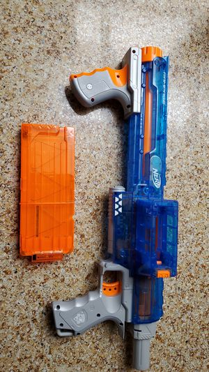 NERF gun collection for Sale in Ontario, CA