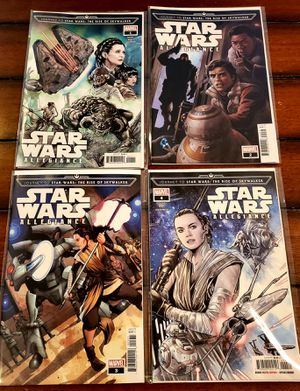 Star Wars Allegiance - Journey to the Rise of Skywalker for Sale in Snellville, GA